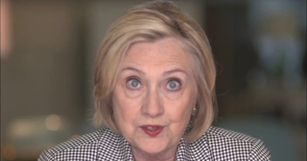 Photo of Hillary Drops Another Hint She's Planning to Run For President Again