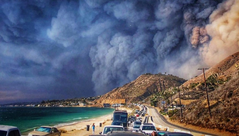 Photo of Self-induced DISASTER: California fires the direct result of shortsighted environmentalist policies that prohibit forest management