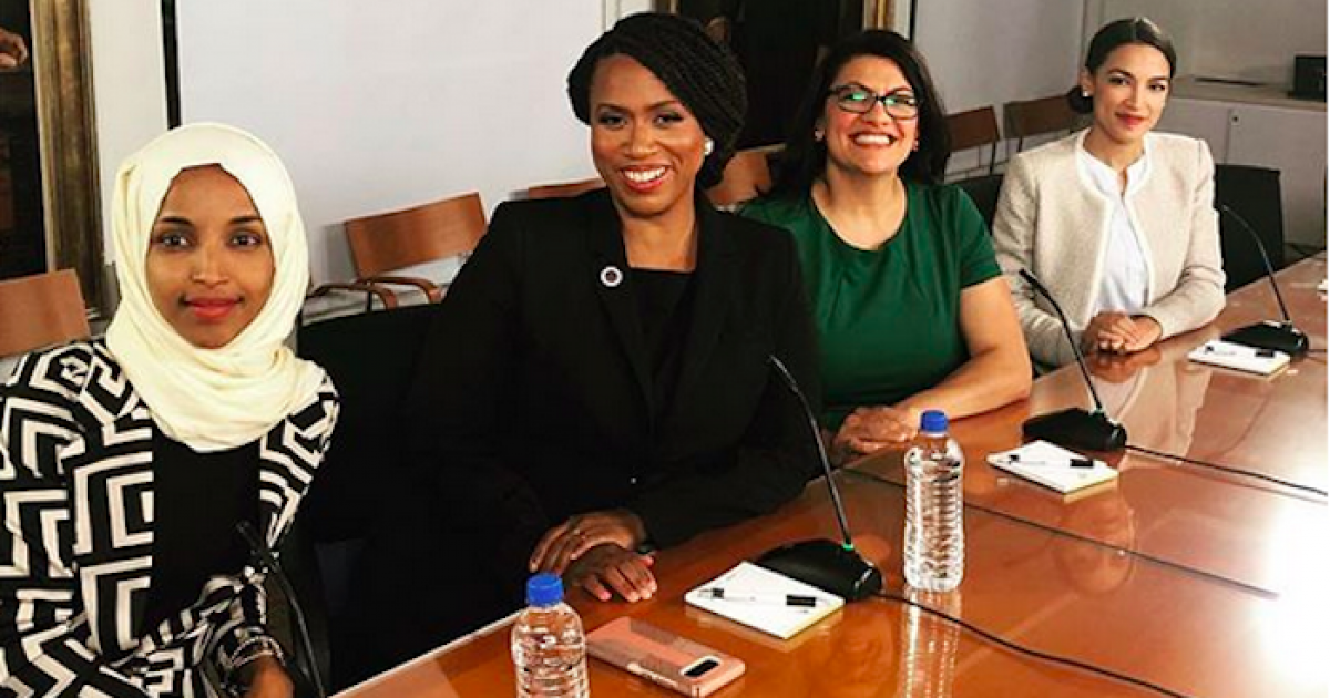 """Photo of Muslim Rep. Ilhan Omar Admits She Supports BDS – It Was """"Not Helpful"""" Before Election"""
