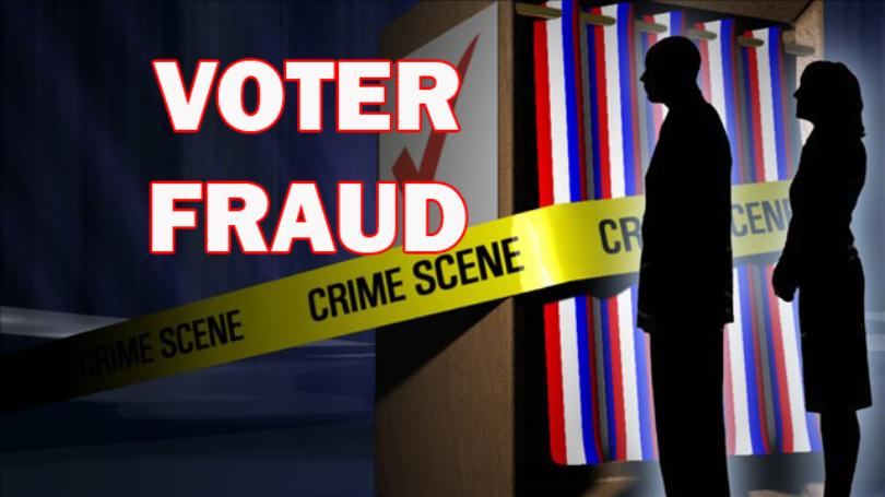 Photo of Blatant Voter Fraud In Plain Sight In 2018 Mid-Term Elections