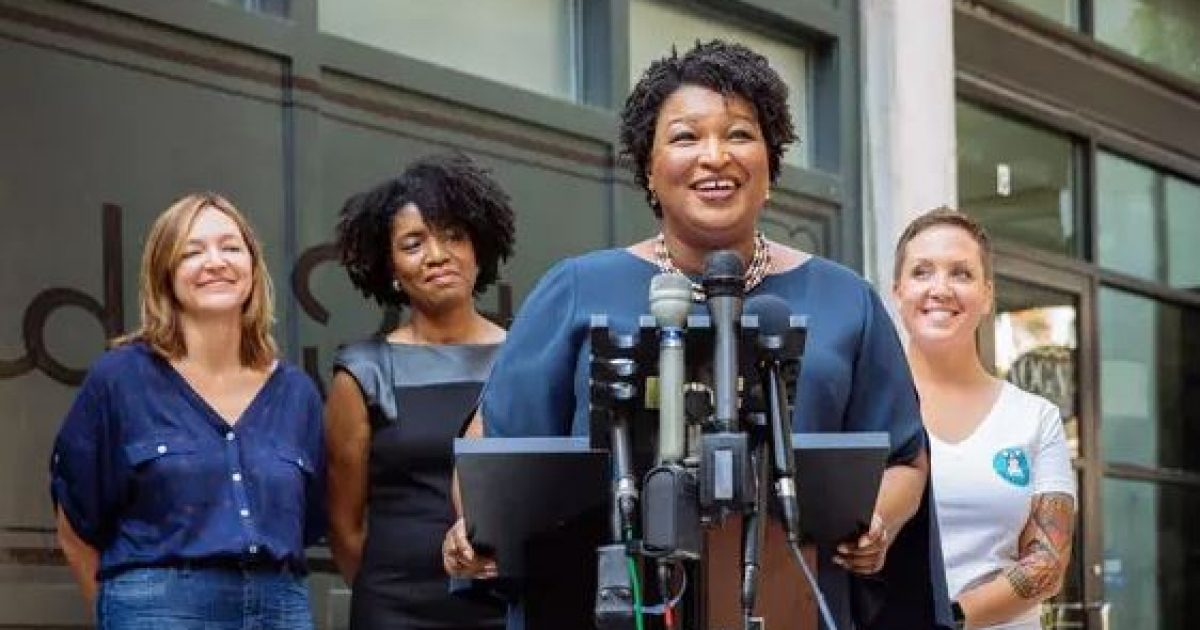 Photo of Sore Loser: Stacey Abrams Ends Challenges Georgia Gubernatorial Race – Won't Concede – Set To File Lawsuit