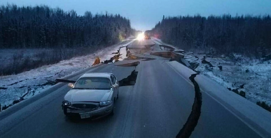 Photo of Anchorage, Alaska Is Devastated By A Giant 7.0 Earthquake – Is The West Coast Next?