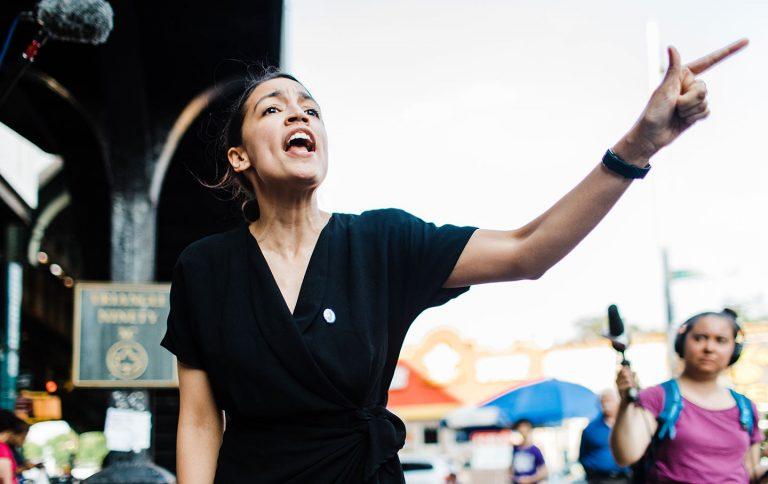 "Alexandria Ocasio-Cortez earns an ""F"" in science for demanding 100% renewable energy in 10 years"