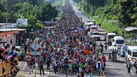 Photo of President Trump bars those entering U.S. illegally from seeking asylum