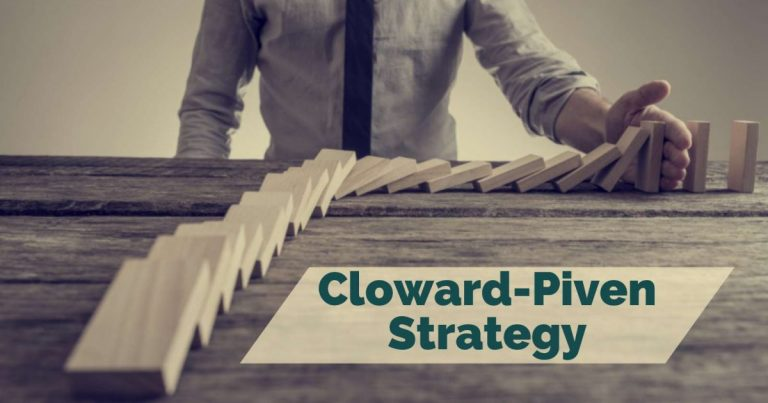 The New Cloward & Piven Three-Prong Attack On Welfare, Immigration & Elections