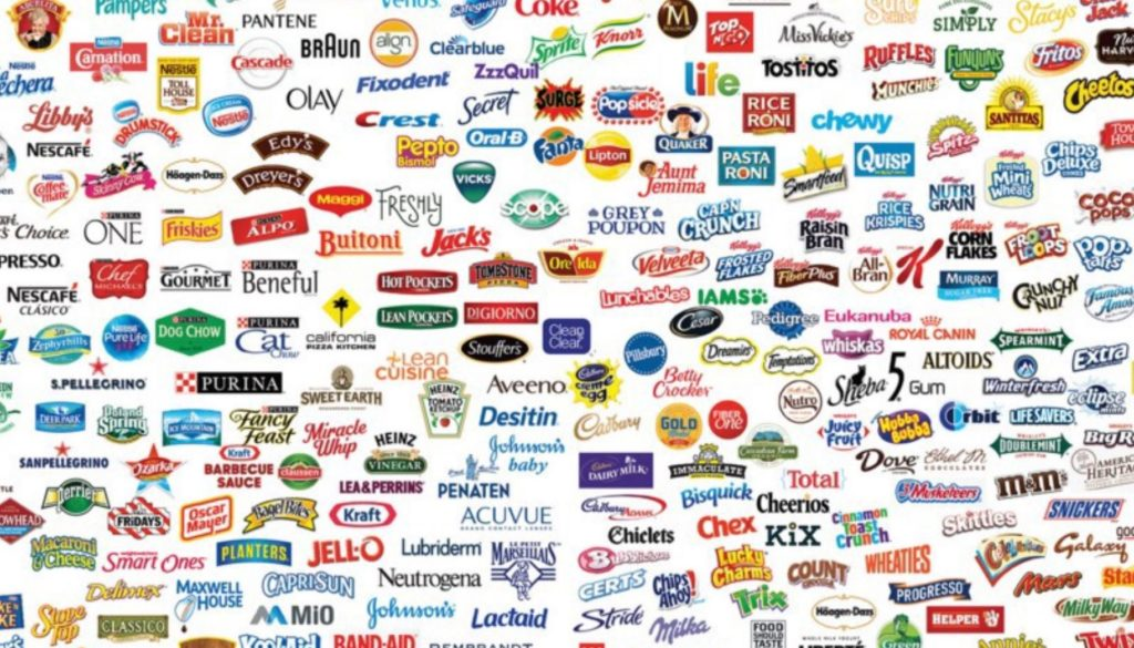 Photo of These 11 Companies Control Everything You Buy