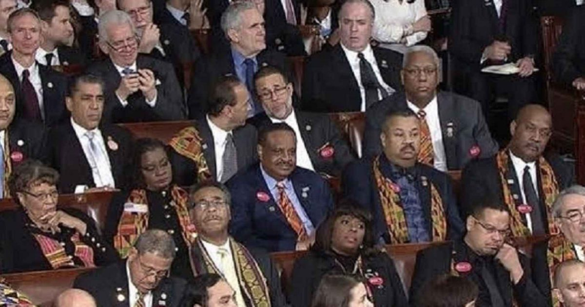 Photo of The New Crooked Congressional Black Caucus