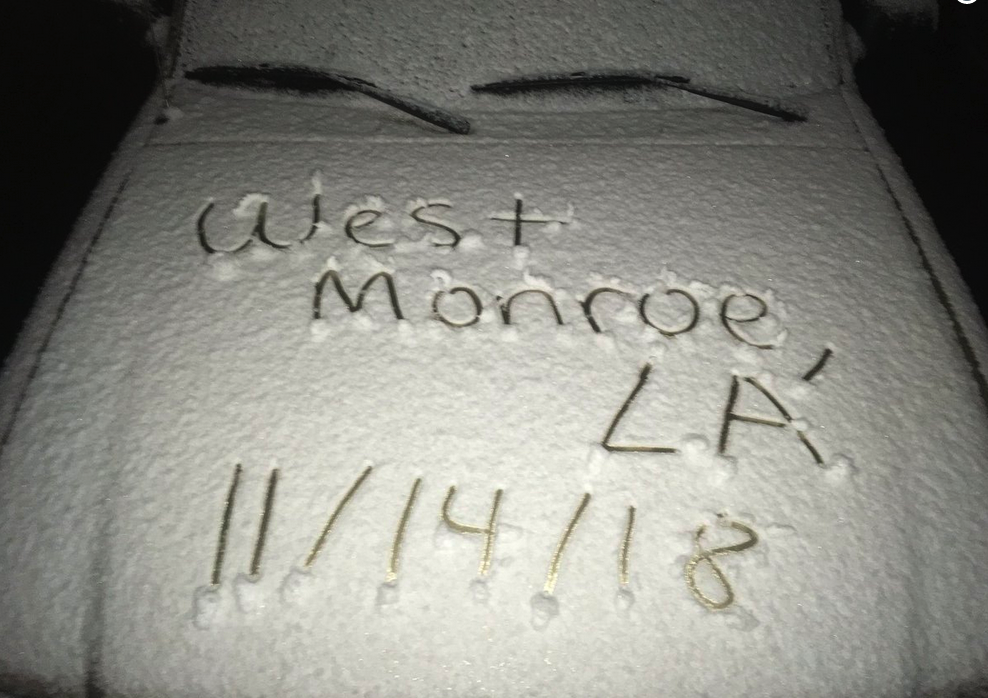 Photo of November Snow In Texas? Experts Warn Decreased Solar Activity Will Shatter All Global Climate Models