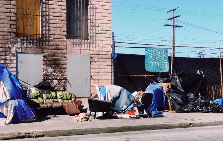 California's Typhus Surge Is Linked to Fleas, Feces, and Bad Economic Policies