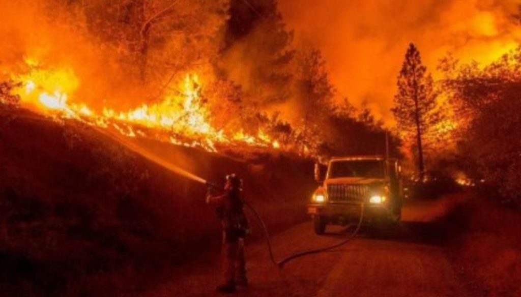 Photo of Why Hasn't Geoengineering Been Used To Stop The California Wildfires?