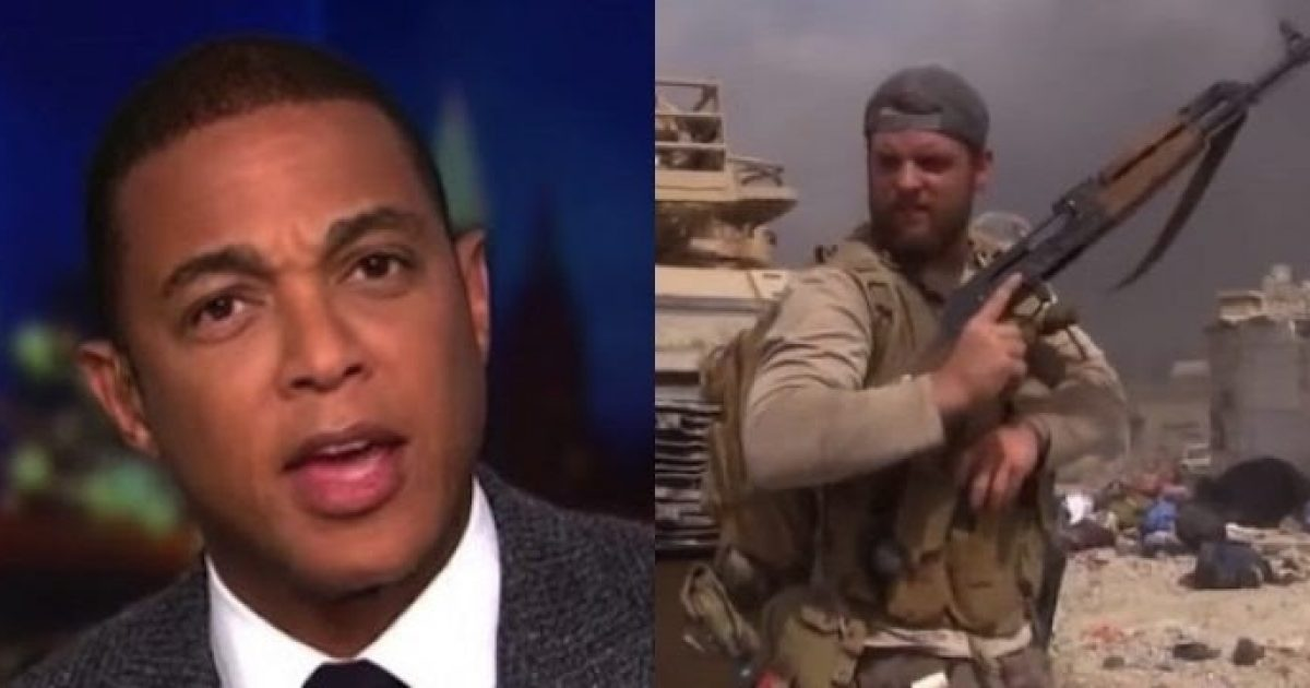 Photo of We're Simply Americans. A Navy SEAL's Rebuttal to Don Lemon
