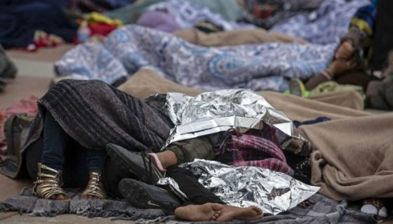 Photo of 1/3 Of Migrants In The Caravan Are Sick, Some With Deadly Diseases