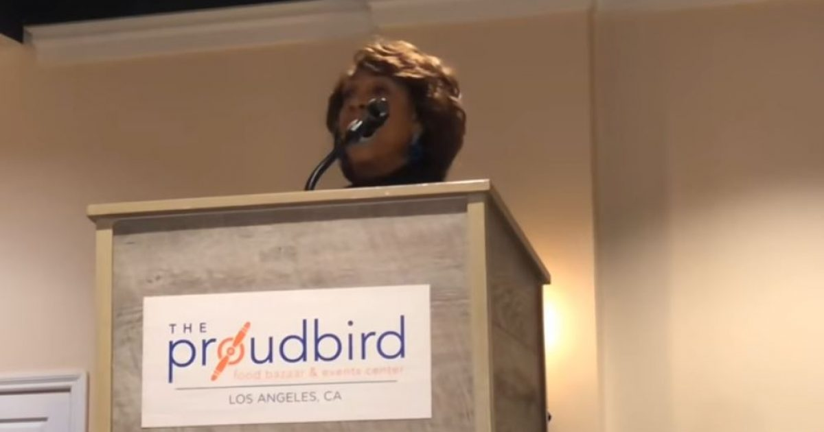 Photo of Video: Maxine Waters promises retribution against banks, Wall Street, if Dems win House in midterms