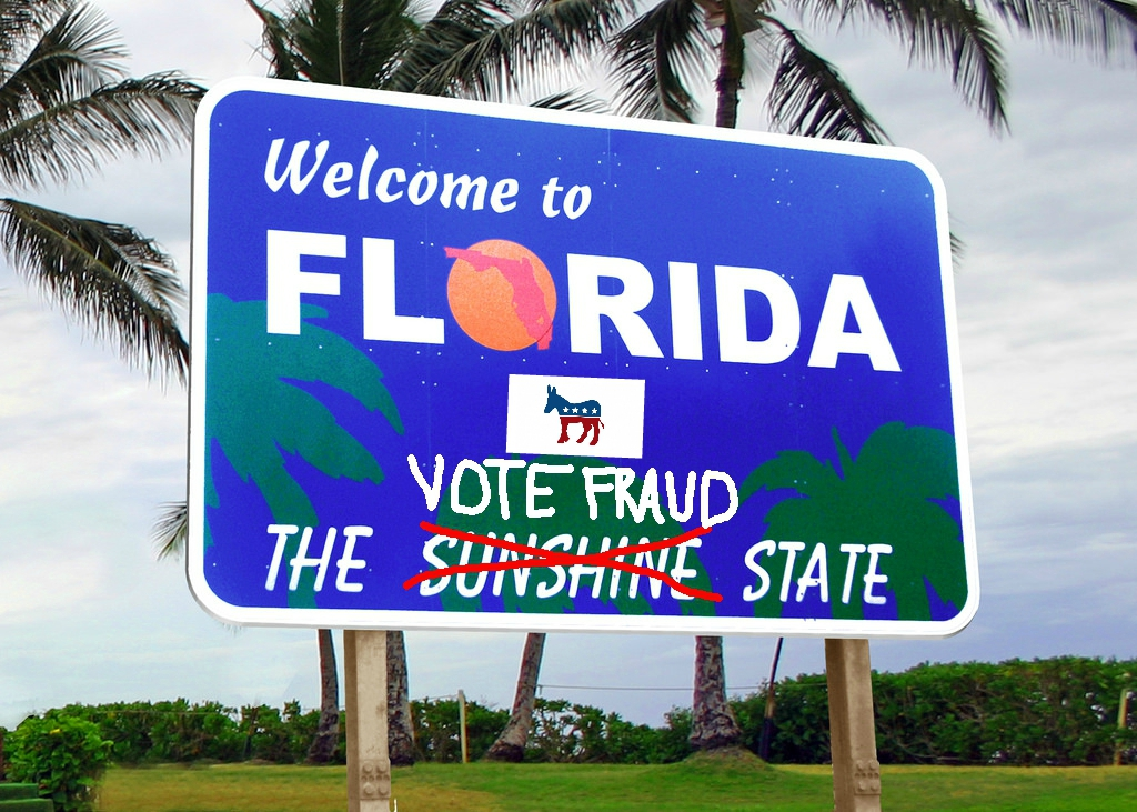 Photo of Massive election fraud in Florida reveals the deep deception of Democrats… they do this in every election, too