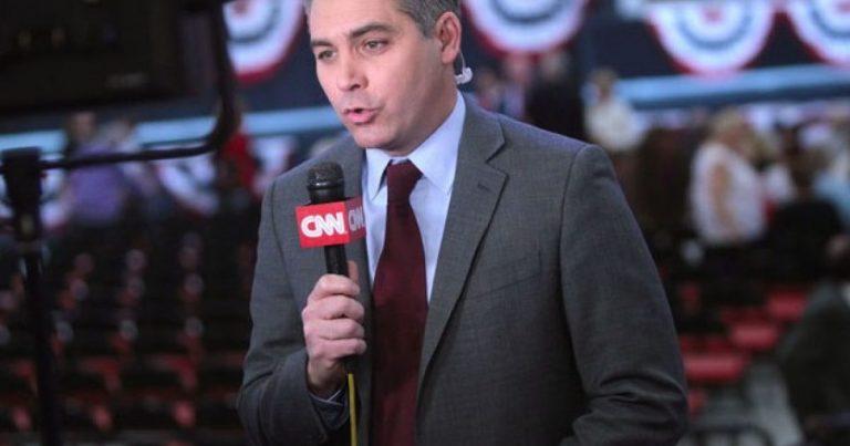 Boom! Called It – White House Suspends CNN Reporter Jim Acosta's Press Pass