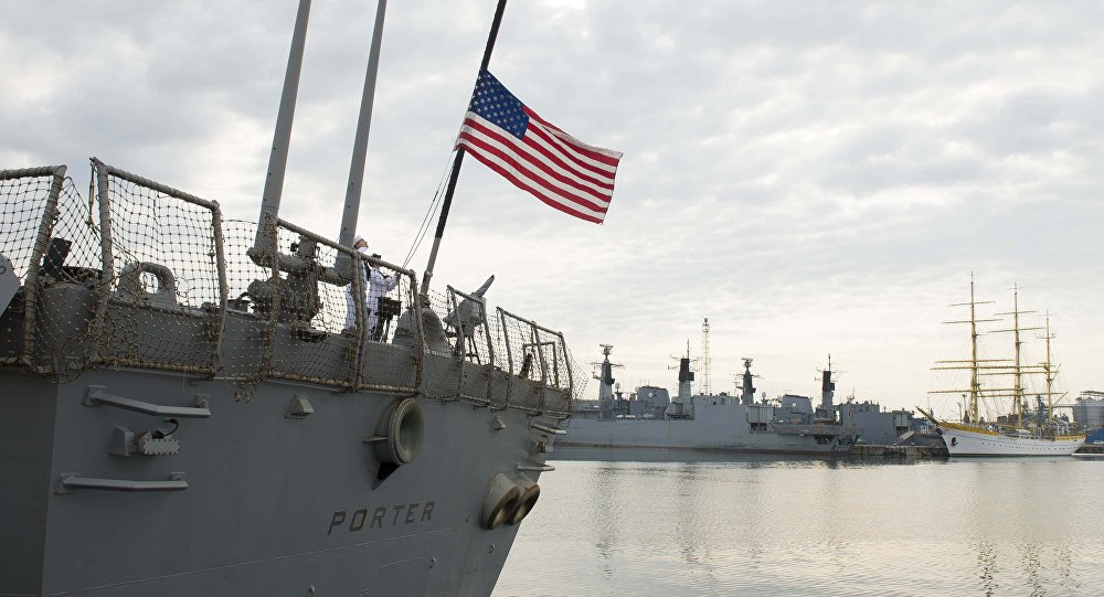 Photo of U.S. Looks To Run Navy Operation In Black Sea, Risks Heightening Tensions With Russia