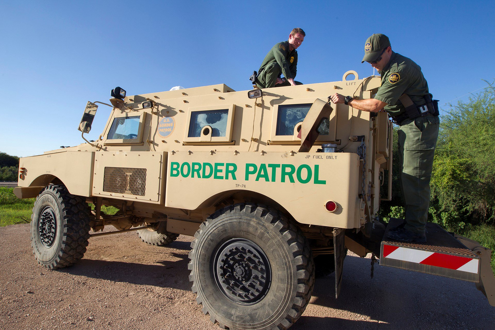Photo of Audit Finds Government Spent $14 Million in Taxpayer Funds—to Hire 2 Border Patrol Agents (So Far)