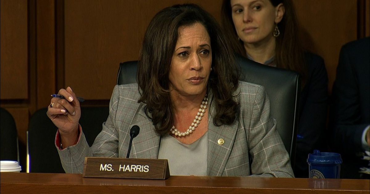 Photo of Kamala Harris Went After Judge Kavanaugh – Now Her Aide Stands Accused Of Sexual Harassment