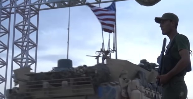 Photo of Fake News: Media, Neo-Cons Claim Troops Are Unhappy to be Leaving Syria