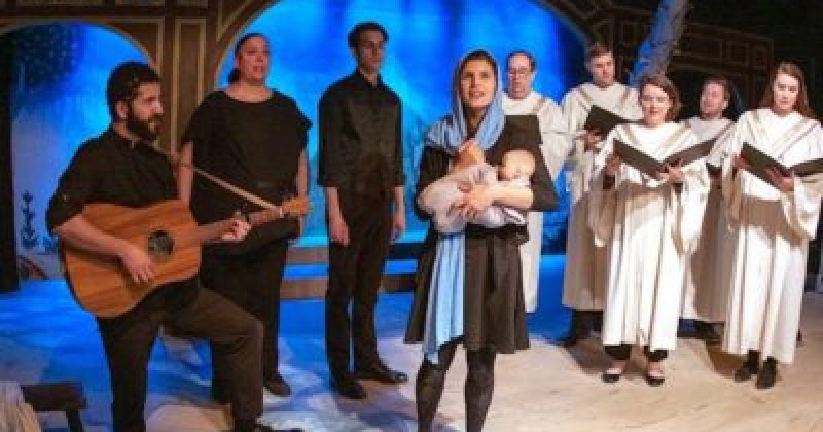 """Photo of Chicago Play Company Presents Muslim View of Jesus' Birth As """"Love Letter to Muslims"""""""