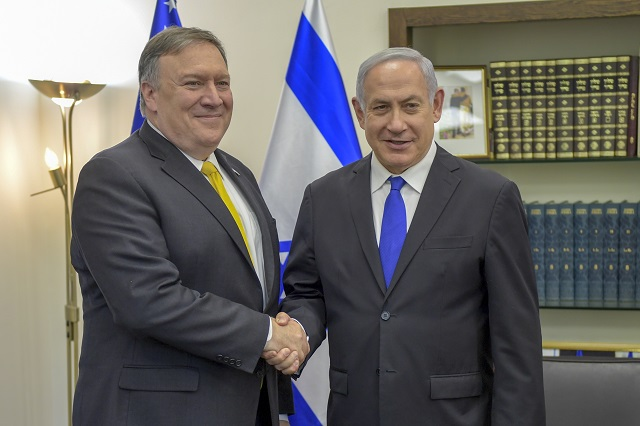 Netanyahu Attempts to Sell $500M Worth Of US-Made F-16s to Croatia Which Were Paid For By US Aid