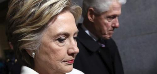 Photo of The Public Humiliation of Bill & Hillary: Broadway Style