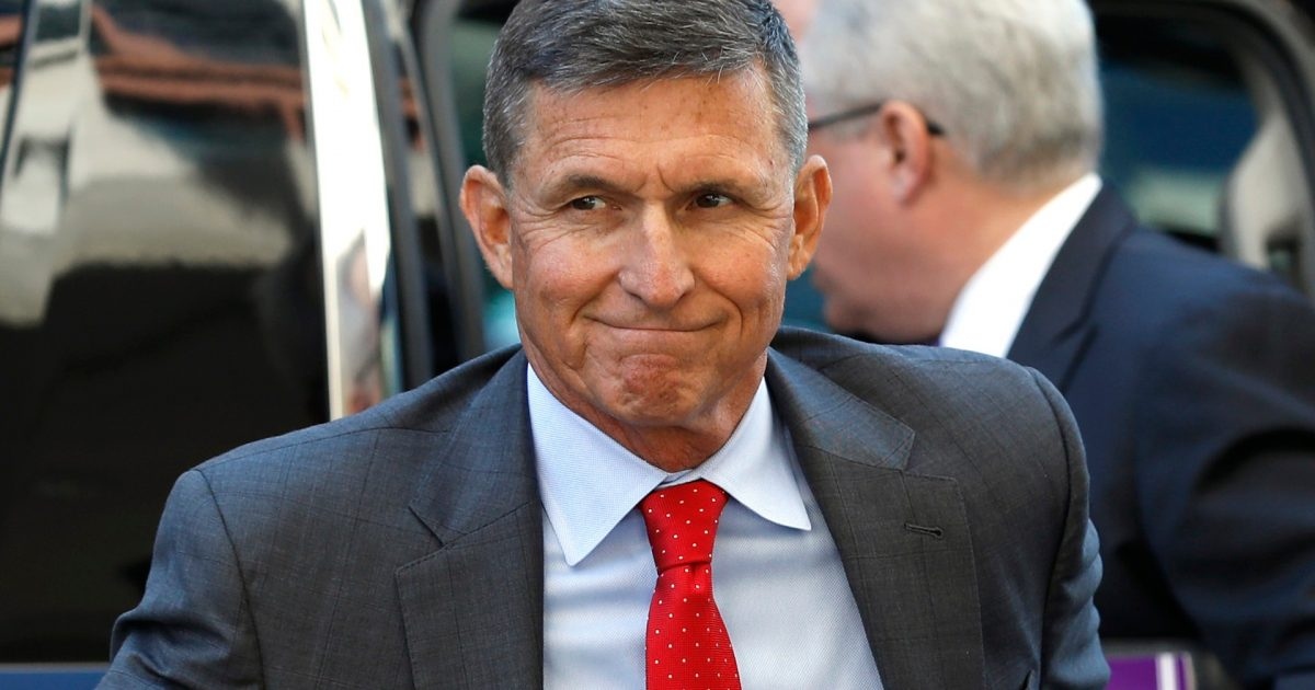 Photo of Federal Judge Drops Major Bombshell in Political Prosecution of Michael Flynn