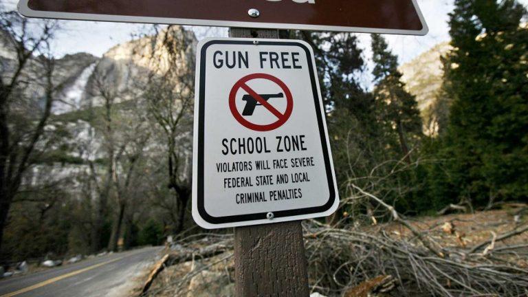 Gun-Free Zones at School: George H.W. Bush's Questionable Gun Control Legacy