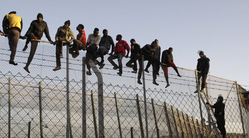 Photo of Migrants Demand Trump Let Them Cross The Border, Or Pay Them $50K Each To Go Home