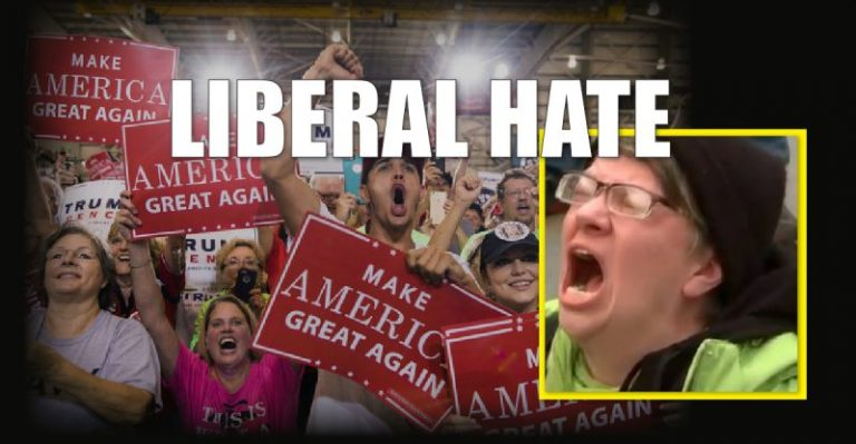 Liberals Hate Trump More Than They Love America