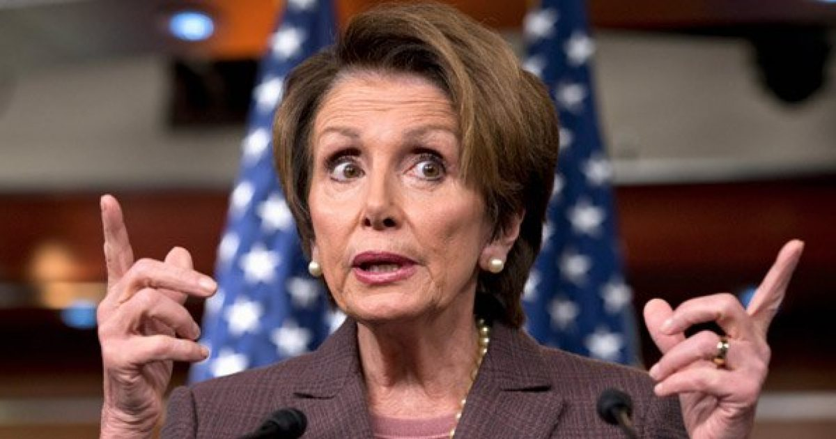 Photo of Pelosi Confirms Democrats Targeting New Gun Legislation With House Takeover