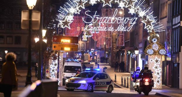 Photo of Jihadi in Strasbourg Christmas Market Mass Murder was on 'Terror Watch List'
