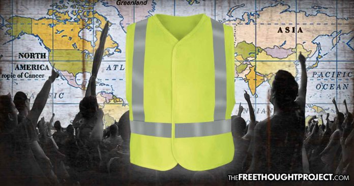 Photo of 'Yellow Vest' Protests Spreading Globally as Citizens Rise Up Against Corrupt Governments