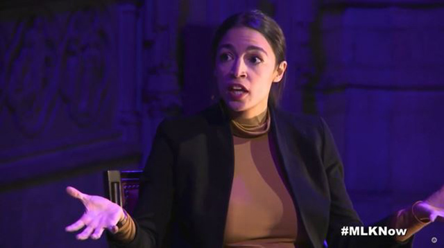 Photo of AOC Stands By Prediction 'World Is Going To End In 12 Years' If We Don't Address Climate Change