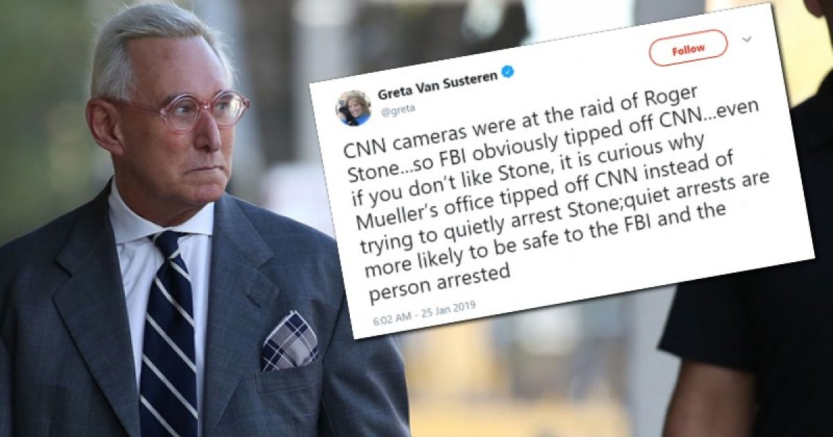 Photo of The Roger Stone Raid Is A Blatant Product Of FBI-Media Collusion
