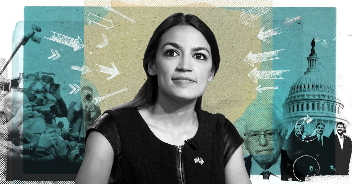 Photo of Rep. Alexandria Ocasio-Cortez Picked For Finance Committee Demonstrates Democrats' Lack of Seriousness