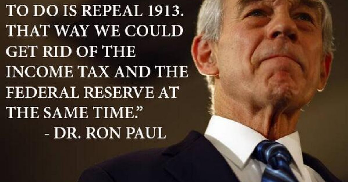 Photo of House Republicans Submit Bills To Abolish The IRS & Audit The Fed