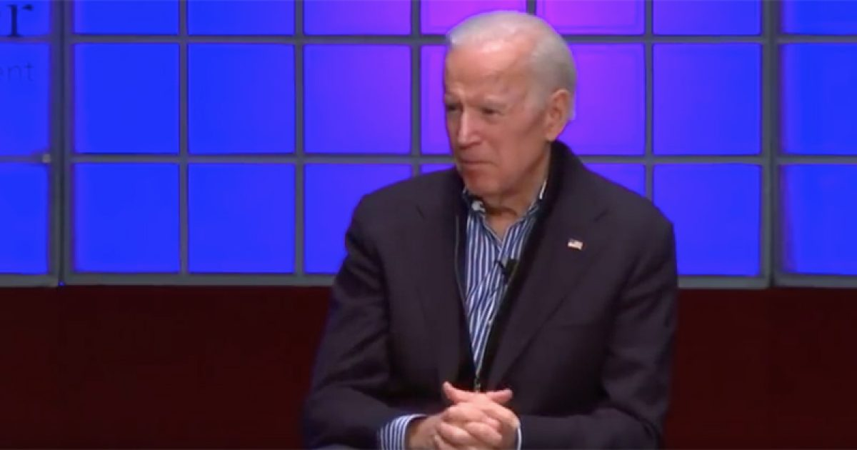 Photo of Joe Biden Stirs the Pot: Tells a Group of Al Sharpton's Followers that Americans are Racist