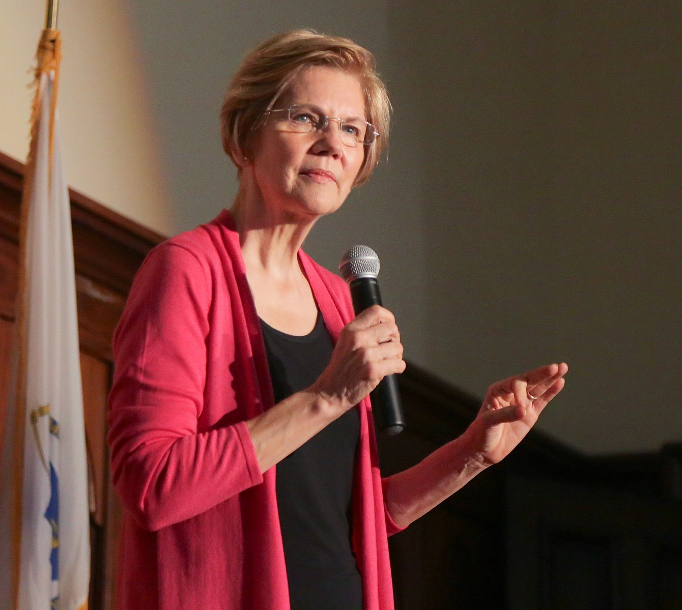 "Photo of Elizabeth Warren's Annual Wealth Confiscation Tax Would ""Redistribute"" 2.75 Trillion Dollars Over 10 Years"