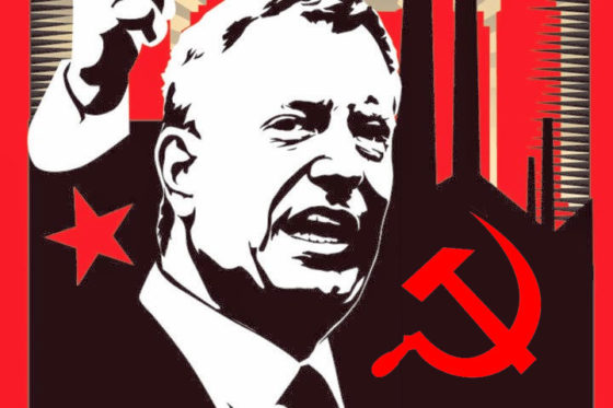 Photo of Commie NYC Mayor De Blasio Announces Plans To Steal Private Property