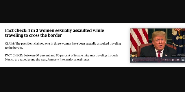 Photo of CBS News Deletes Viral Fact Check On Migrant Women Raped Crossing Southern Border