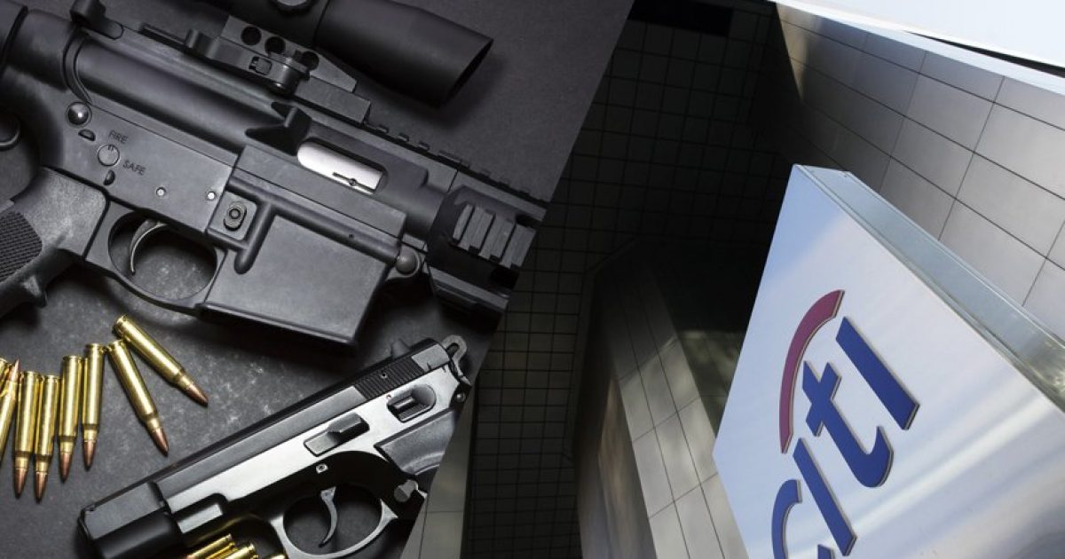 Photo of Big Corporations Targeted Your Free Speech – Now, They're Targeting Your Guns