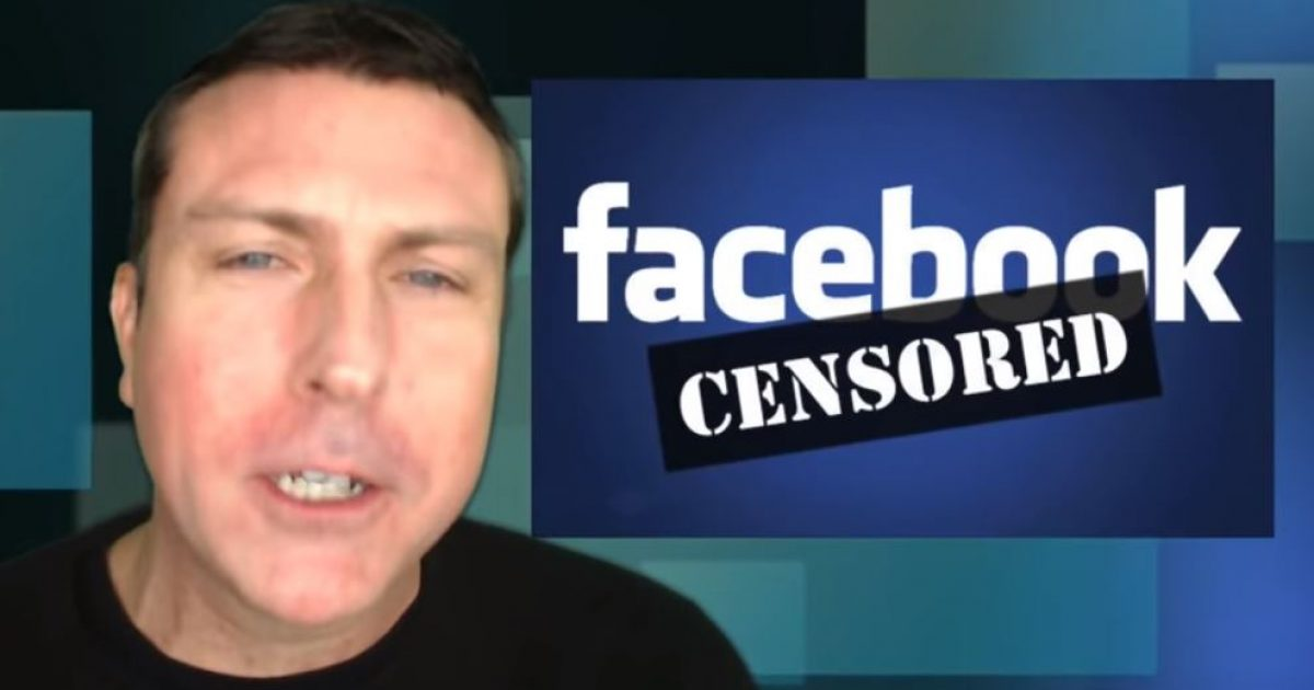 Photo of Video: Facebook fascists ban Mark Dice for telling truth about Jazmine Barnes shooting