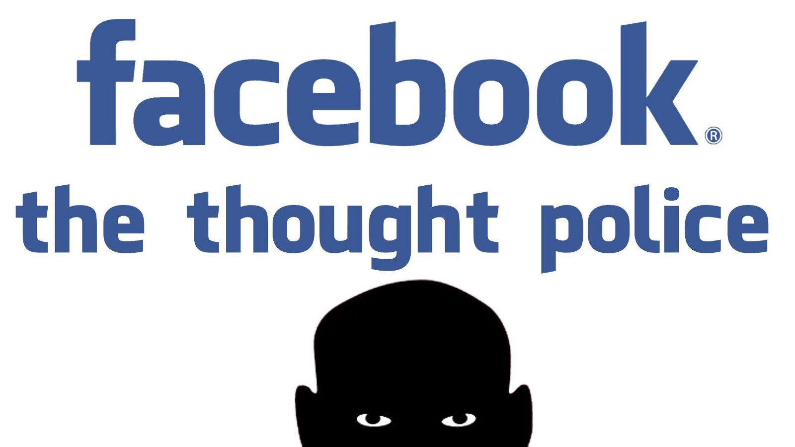 Photo of The Facebook Thought Police: Being Conservative and Telling the Truth – Unacceptable Conduct