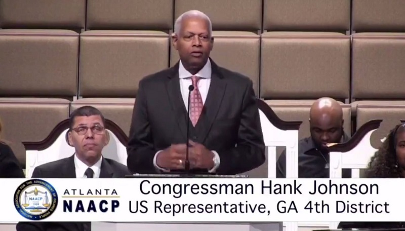 Photo of Georgia Democrat falsely claims Trump, supporters dying from liver disease, drug overdoses