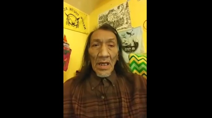 Photo of Newly Surfaced Video Shows Nathan Phillips Explicitly Claim He Is A 'Vietnam Vet'