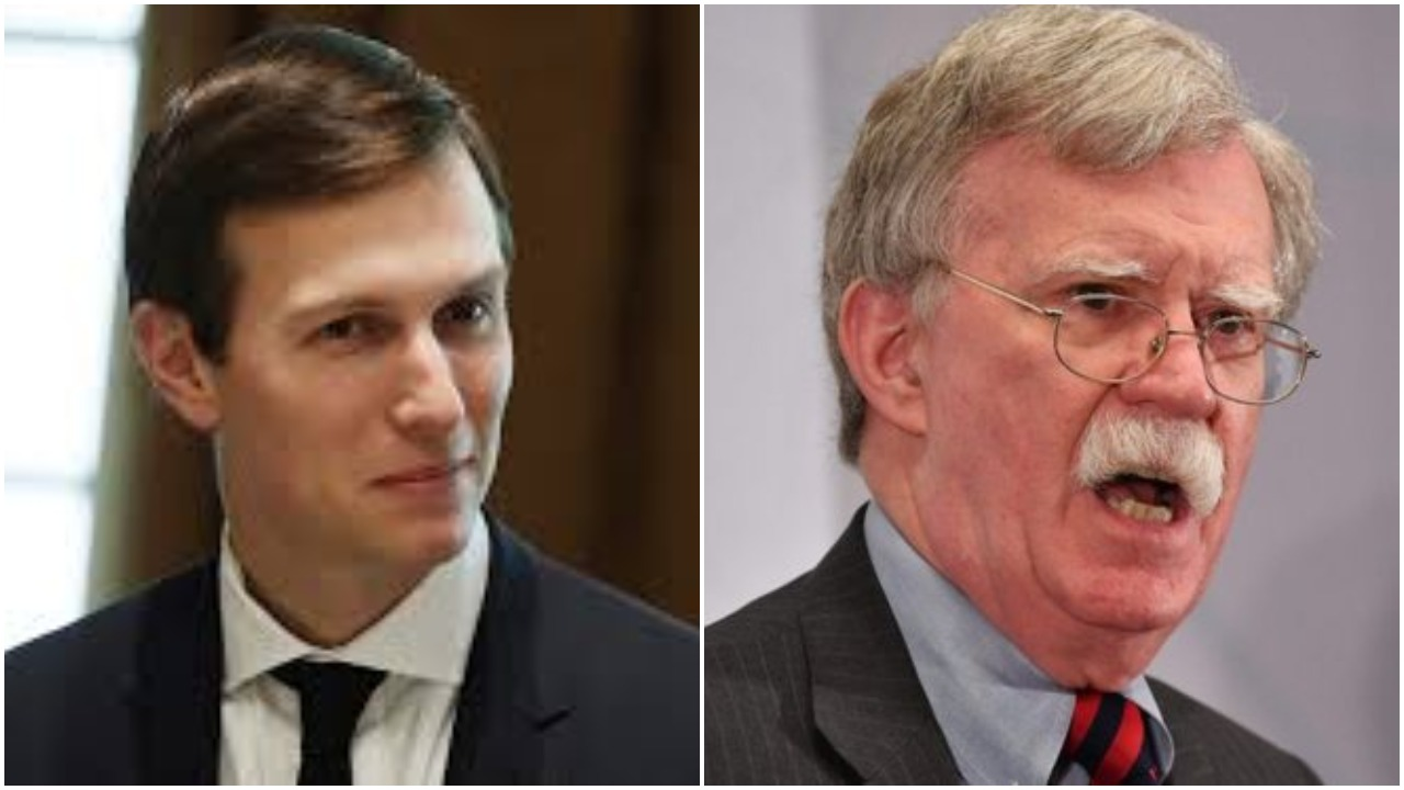 Photo of Kushner And Bolton Undermine Trump On War And Immigration Policy