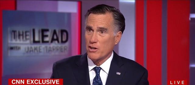 Photo of Asked Why U.S. Must Stay In Syria, Mitt Romney Responds With Empty Platitudes