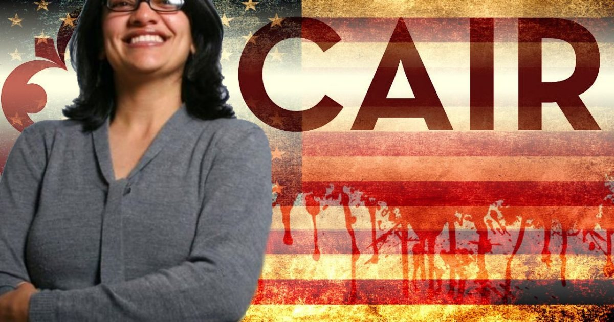 Photo of Foul-Mouthed Muslim Congresswoman Rashida Tlaib Co-Authors Op-Ed Outlining Case For Impeachment Of Trump