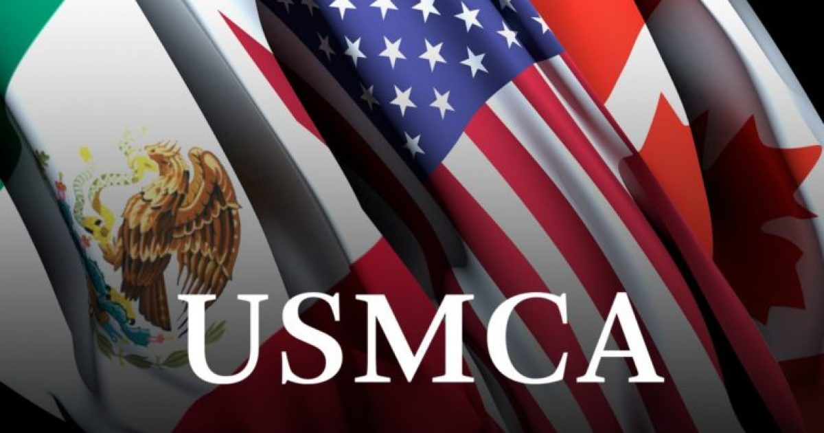 "Photo of The USMCA ""Trade Agreement"" violates our Constitution and sets up Global Government"